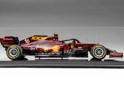 Amalgam Hadirkan Replika Ferrari SF1000, Hadir dengan Skala 1:8!