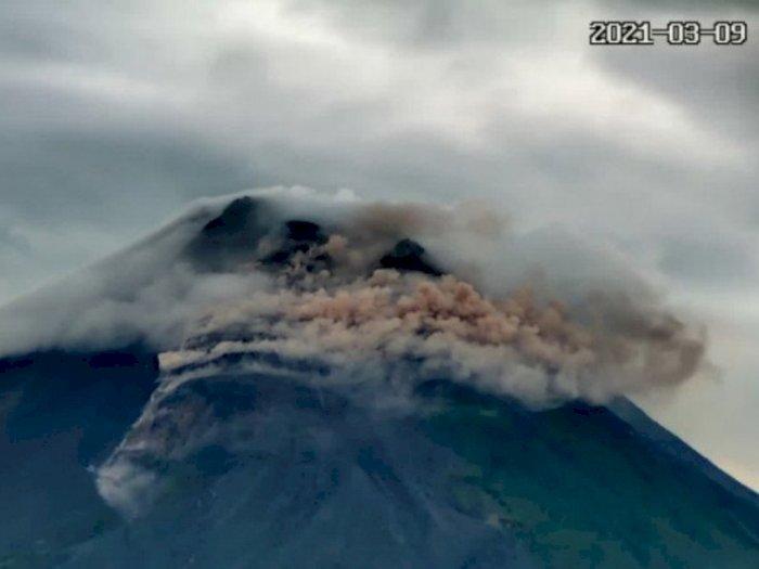 30 Kali Gempa Guguran Gunung Merapi, BPPTKG Masih Tetapkan Status Siaga