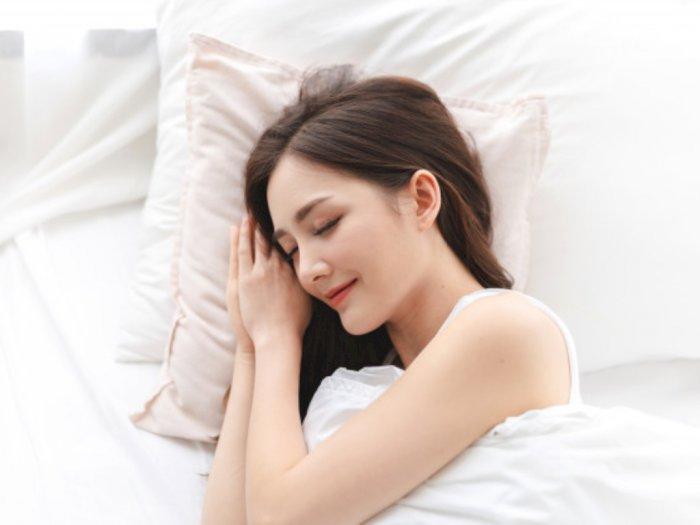 Salah Posisi Tidur Picu Kulit Cepat Keriput Lho
