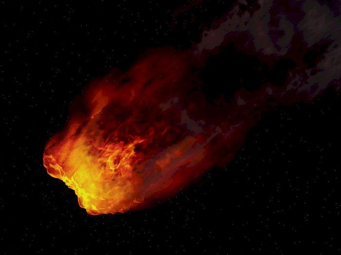 Meteor Berukuran Bola Bowling Meledak di Langit AS, Kekuatannya Setara 200 kg TNT