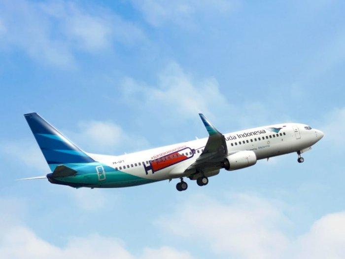 Tarik Minat Terbang, Garuda Indonesia Adakan Promo Khusus, Diskon Tiket Hingga 60 Persen