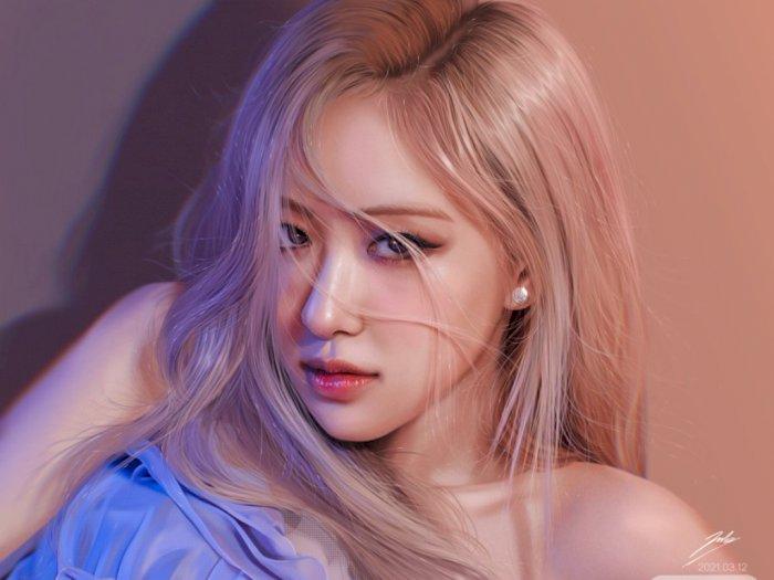 MV  Debut Solo Rose BLACKPINK 'On the Ground'  Jadi Trending No 1