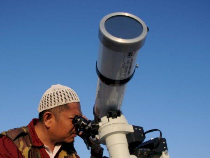 BMKG Gunakan Teleskop Laksanakan Rukyat Hilal Awal Syakban di 22 Lokasi di Indonesia