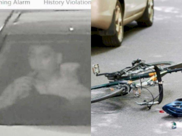 Polisi Periksa Saksi Kunci Dalam Kasus Penabrakan Pesepeda di Bundaran HI