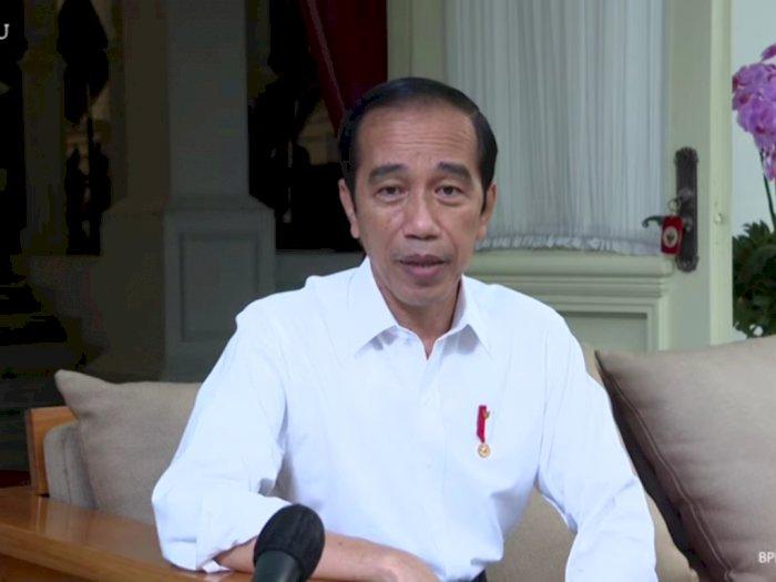 Angkat Bicara, Jokowi: Saya Tegaskan Tak Ada Niat dan Minat 3 Periode