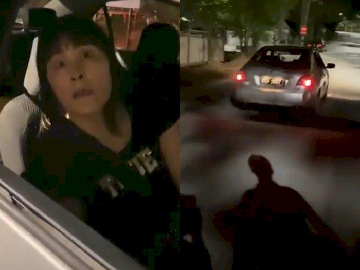 Tabrak Pengendara Motor Setelah Diduga Minum Alkohol, Wanita Ini: Ada Minum Sedikit