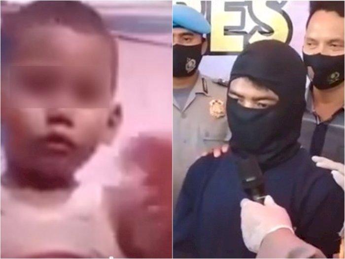 Terungkap, Pengakuan Pelaku Penganiaya Balita 2 Tahun di Tangerang, Lagi Cekcok Sama Pacar
