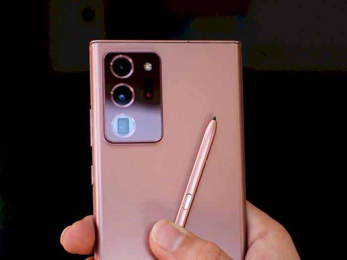 Samsung Tak Bakal Rilis Seri Note di Tahun Ini, Tapi Janji Hadir Lagi di 2022