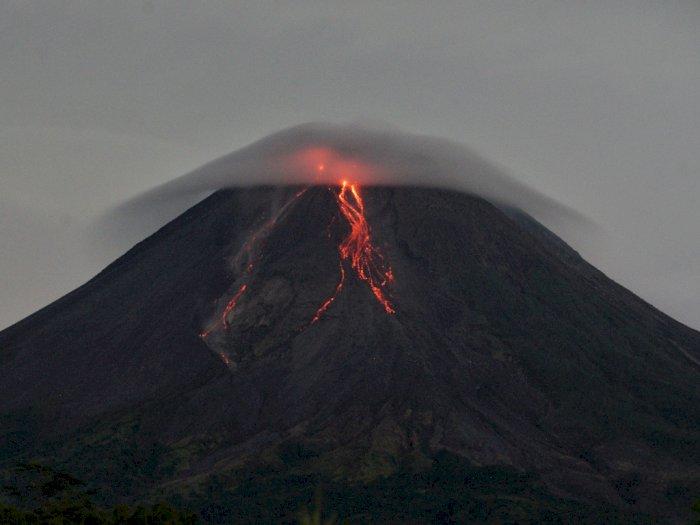 Jumat Pagi, Gunung Merapi Luncurkan 20 Kali Guguran Lava Pijar Sejauh 1.200 Meter