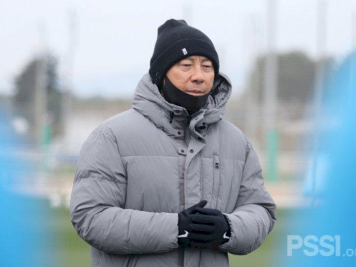 Piala Menpora Tetap Jalan Meski Pelatih Timnas Indonesia Shin Tae-yong Positif COVID-19