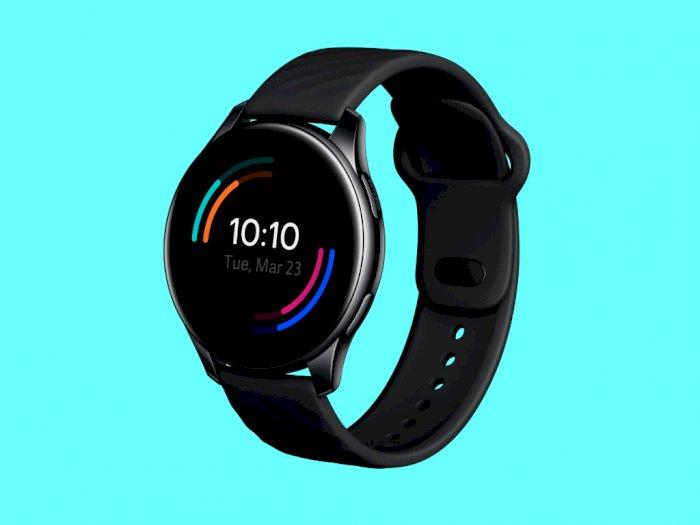 Seperti Ini Tampilan OnePlus Watch yang Bakal Dirilis 23 Maret 2021 Nanti!