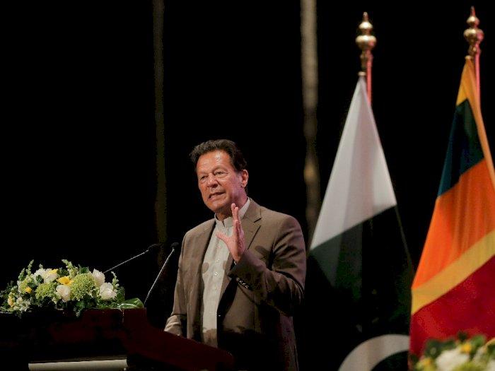 Dua Hari Usai Disuntik Vaksin, Perdana Menteri Pakistan Malah Positif Covid-19