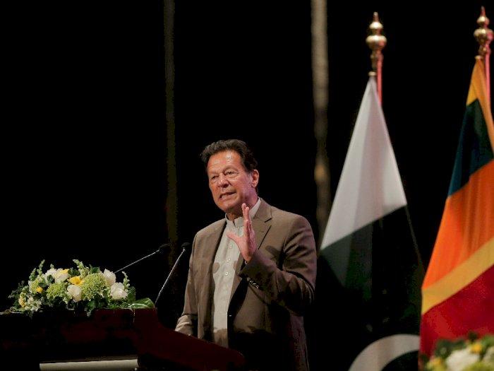 Duh, Perdana Menteri Pakistan Positif Covid-19, Padahal Baru Disuntik Vaksin dari China
