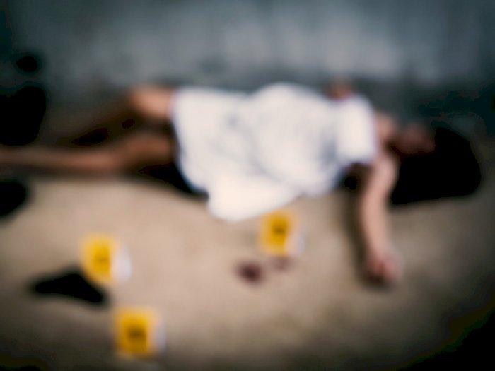 Merinding! Seseorang Jatuh dari Apartemen di Jaksel, Diduga Bunuh Diri