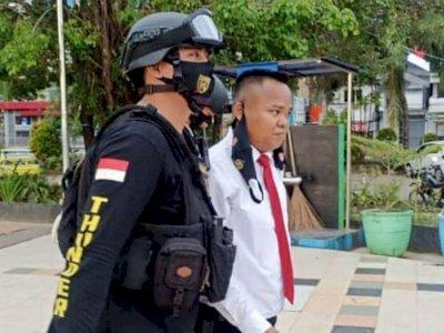 Jadi Polisi Gadungan Untuk Dapatkan Hati Wanita, Seorang Pria Diciduk, Awalnya Sok Akrab