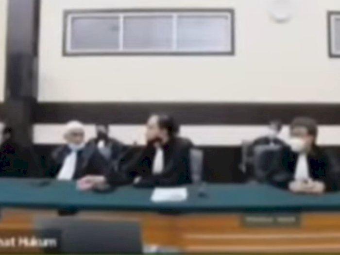 Munarman Bentak Jaksa saat Sidang HRS, Denny Siregar: Orang Barbar Kok Boleh Hadir Ya