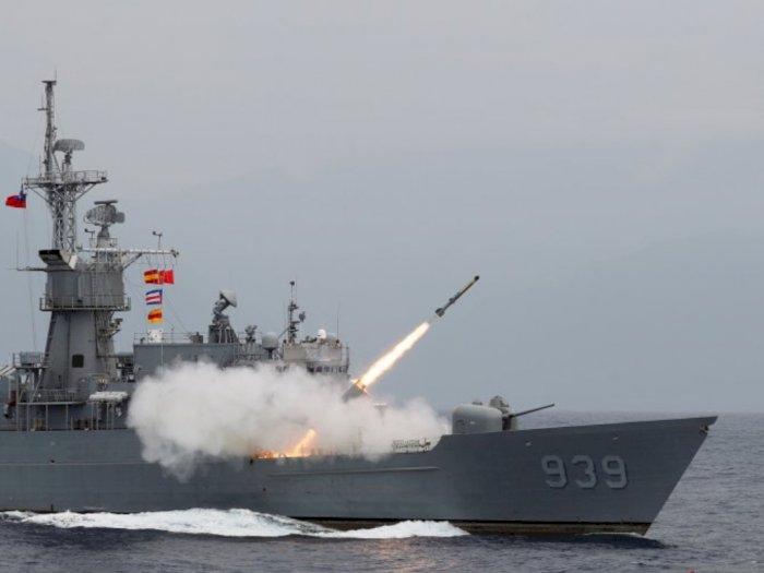 Taiwan Tingkatkan Kapasitas Serangan dengan  Produksi Rudal, Siap Perang dengan Tiongkok?