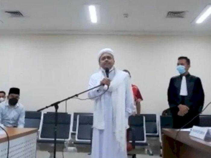 Sidang Lanjutan HRS, Polda Metro Jaya: Massa tidak Usah Datang Nanti Melanggar Prokes