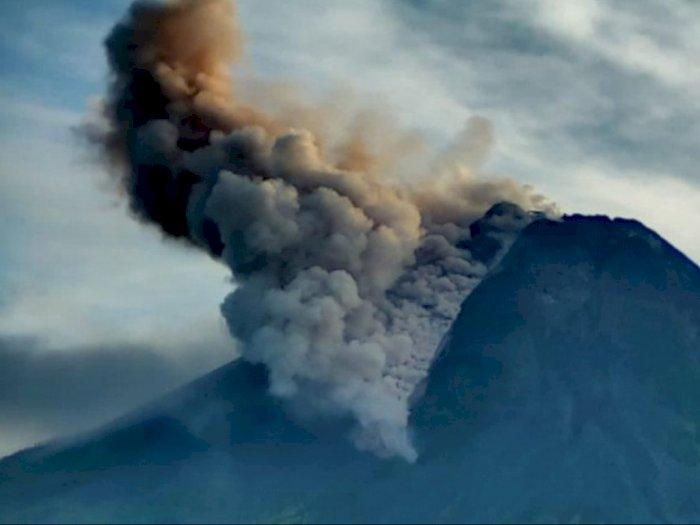 Gunung Merapi Luncurkan Tujuh Kali Guguran Awan Panas, Bertatus Siaga