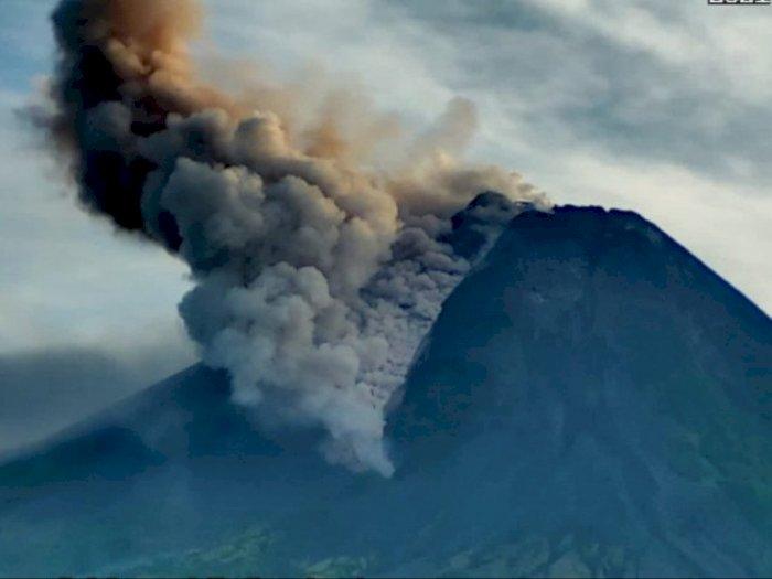 Gunung Merapi Luncurkan Tujuh Kali Awan Panas Guguran, Sejauh 1.800 Meter