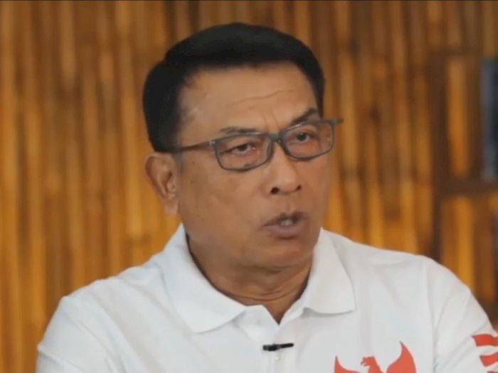 Minta Persetujuan Presiden terkait KLB, Moeldoko: Jangan Bawa Presiden untuk Soal Ini