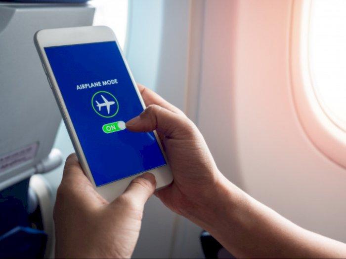 Mengintip Fungsi Rahasia dari Mode Pesawat di Ponsel, Sudah Tau?