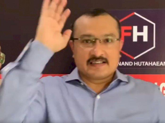Ferdinand Hutahean Heran dengan Sikap Mantan Wakil Ketua DPR RI, Netizen Serang Fadli Zon
