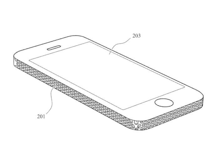 Apple Patenkan Konsep iPhone dengan Desain Mirip Parutan Keju di Mac Pro