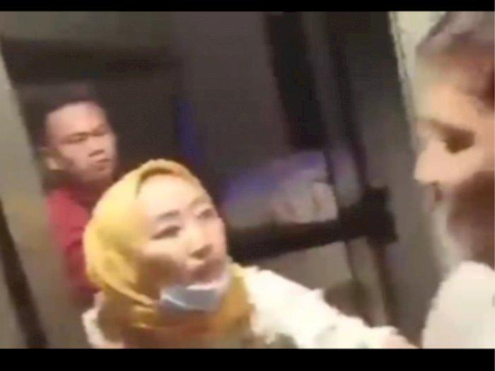 Heboh Polwan Digerebek Suami Tengah Indehoy di Kamar Hotel Bersama Pria, Diam Tak Berkutik