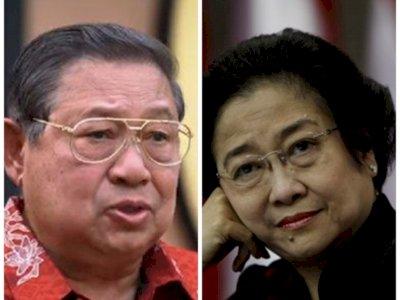 Meskipun Telah Mendapat Penolakan, Demokrat versi KLB Minta SBY Cium Tangan Megawati