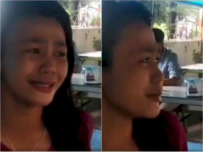 Kasihan, Wanita Ini Nangis Usai Hipnotis di Medan, 2 Cincin dan HP-nya Dibawa Kabur