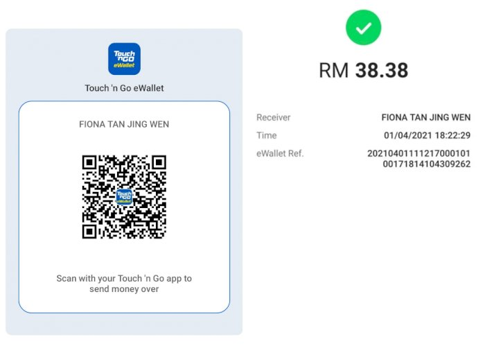 Iseng Pas Ultah, Gadis Ini Bagikan Kode QR eWallet & Justru Terima Rp1,7 Juta dari Netizen