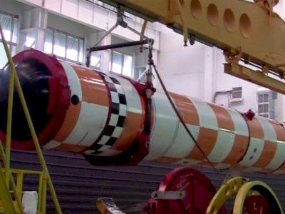 Rusia Menguji Senjata Baru yang Bisa Menyebabkan Tsunami Radioaktif