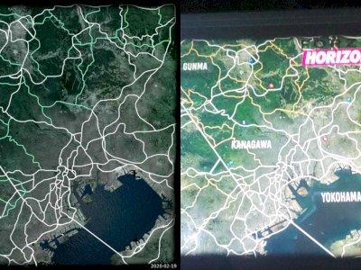 Bocoran Peta Forza Horizon 5 Beredar, Bakal Ambil Lokasi di Negara Jepang?
