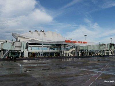 Fasilitasi Penumpang Pesawat, Bandara Tjilik Riwut Palangka Raya Kini Sediakan Penginapan
