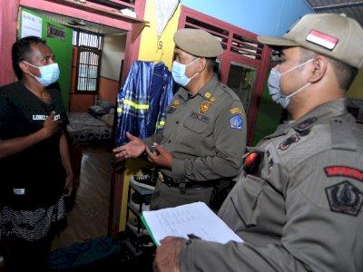 FOTO: Razia Kependudukan di Bali