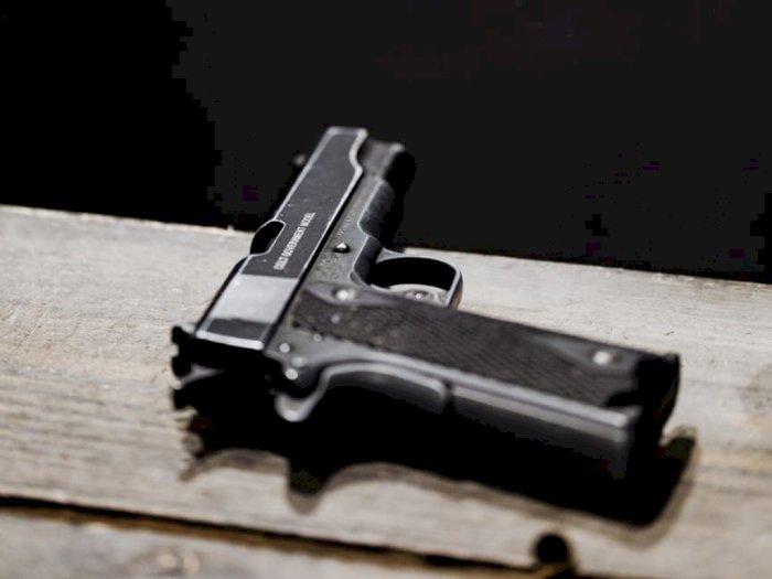 Polda Metro Tangkap Penjual 2 Pistol ke Koboi Viral di Jaktim