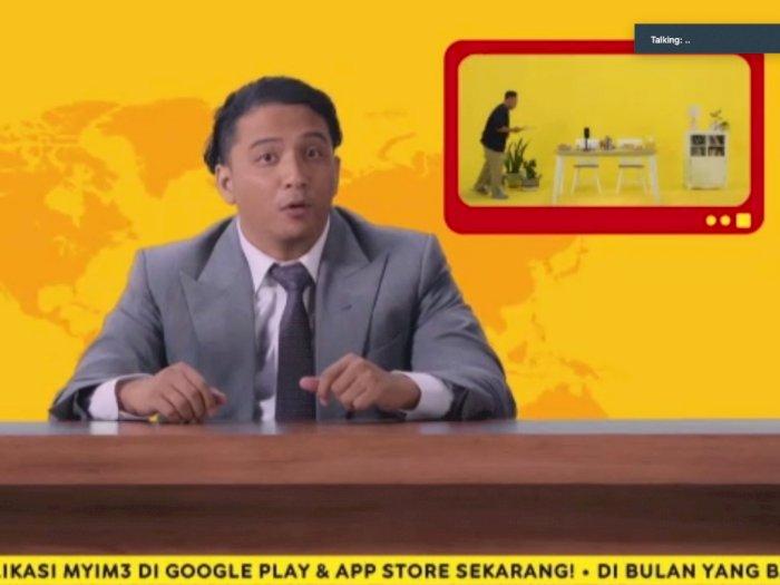 Kampanyekan Silaturahmi Jelang Ramadan, Sal Priadi Perkenalkan Single 'Bulan yang Baik'