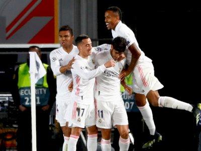FOTO: Liga Champions, Real Madrid vs Liverpool 3-1
