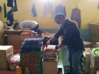 Penggeledahan Kamar Tahanan di Lapas Tanjungpinang, Petugas Temukan Alat Isap Sabu