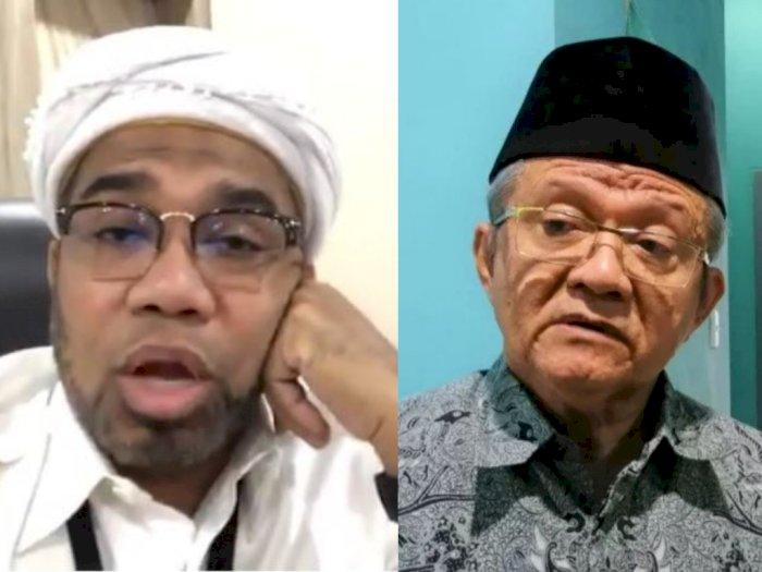 Ngabalin Sentil Wakil Ketua MUI: Pak Tua Ini Maunya Apa, Ngomong Toleransi Blepotan Banget
