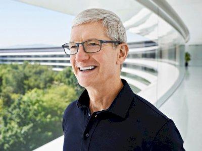 CEO Apple, Tim Cook Sebut Mobil Otonom Mirip Seperti Robot!