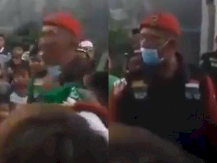 Viral Video Pertunjukan Jaran Kepang Dibubarkan Ormas, Bahkan Ludahi Seorang Wanita