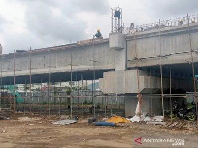 Kemenhub Targetkan Jalur Layang KA Bandara Yogyakarta Beroperasi Agustus Nanti