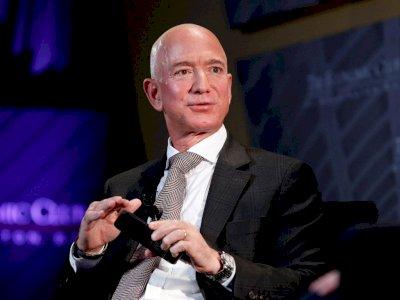 Jeff Bezos Masih Jadi Orang Terkaya di Dunia dengan Harta Rp2.500 Triliun!