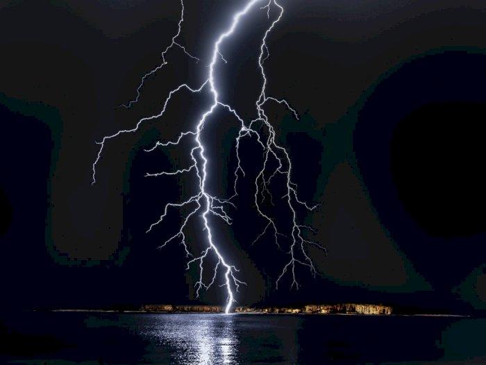 Intensitas Siklon Tropis Seroja Meningkat, 4 Provinsi Ini Diminta Waspada