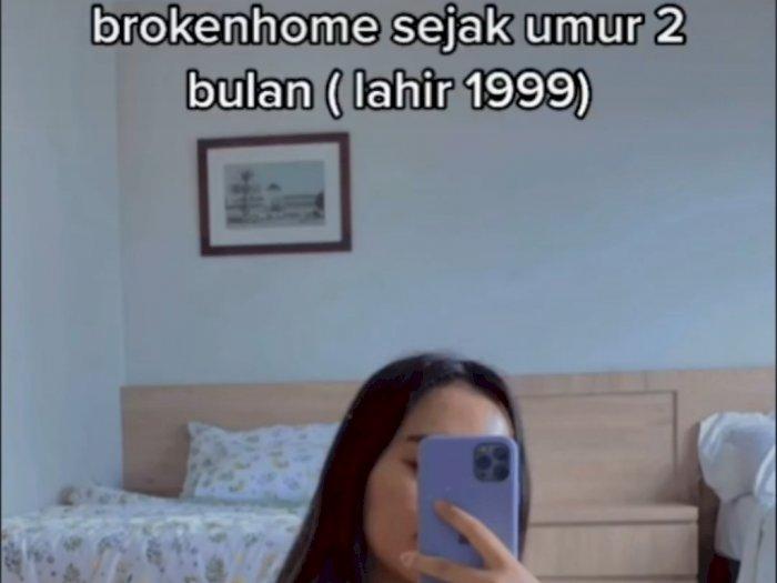 Ayah Selingkuh dengan Sahabat Ibunya, Cewek Ini Bangkit dari Broken Home hingga Sukses