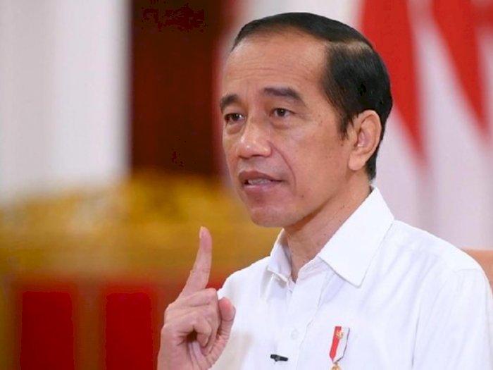 Presiden Jokowi: Pemerintah Mendorong Pihak Swasta untuk Memberikan Tunjangan Hari Raya