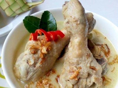Coba Buat Opor Ayam Yang Rasanya Lezat Yuk di Rumah