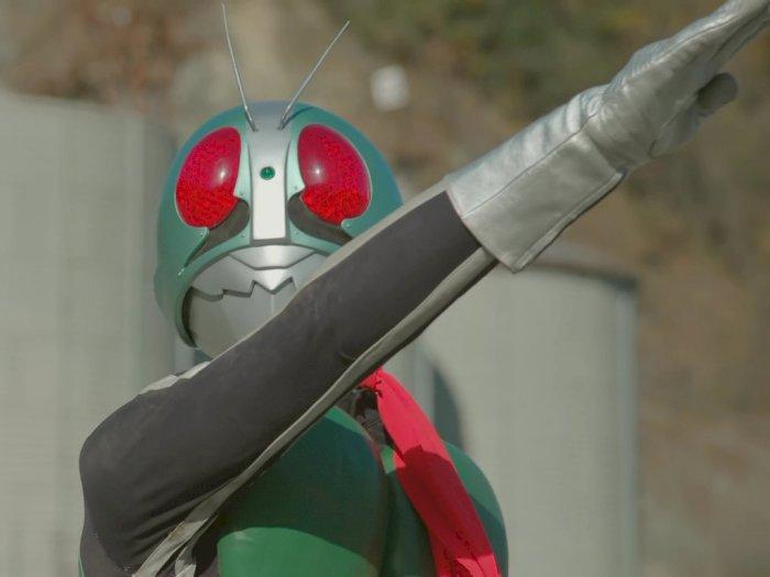 Toei Luncurkan 3 Proyek Baru Untuk Sambut 50 Tahun Kamen Rider